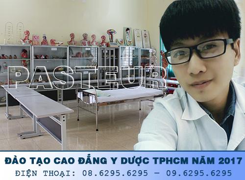 Đào tạo Cao đẳng Dược TPHCM năm 2017