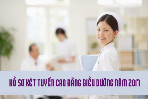 Chuẩn bị hồ sơ xét tuyển Cao đẳng Điều dưỡng
