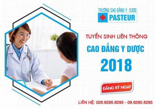 Tuyển sinh cao đẳng y dược tại TPHCM năm 2018