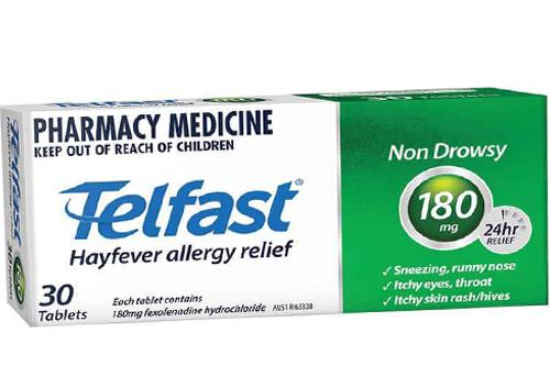 Hướng dẫn sử dụng thuốc Telfast