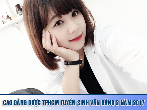 cao-dang-duoc-tphcm-tuyen-sinh-van-bang-2-nam-2017
