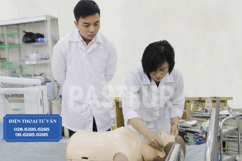 Đào tạo điều dưỡng uy tín chất lượng tại TPHCM