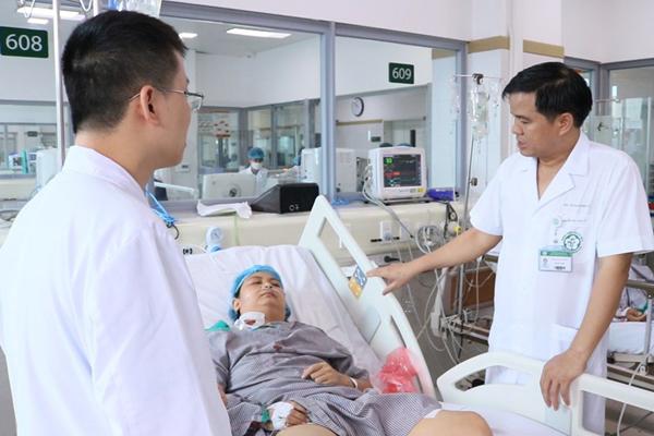 Các bệnh nhân tại Vĩnh Phúc đã được xuất viện và sức khỏe hoàn toàn bình thường