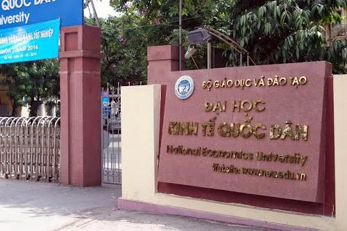 Nhiều sinh viên không tốt nghiệp đúng hạn tại trường ĐH Kinh Tế Quốc Dân