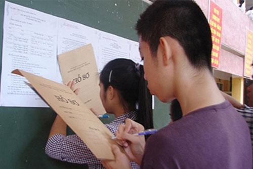 có 21 trường đại học tại THPT xét học bạ