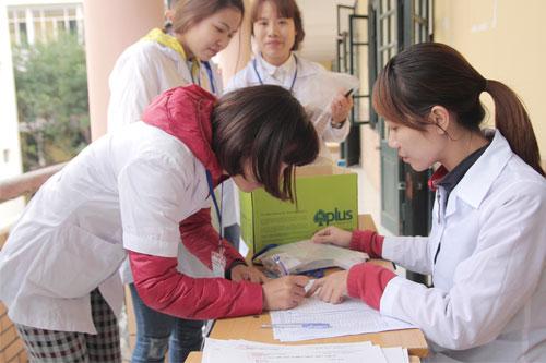 Cách thức đăng ký xét tuyển cao đẳng y dược năm 2018