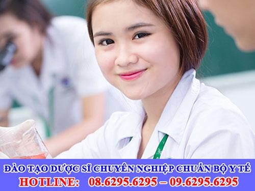 Đào tạo Dược sĩ chuẩn Bộ Y tế