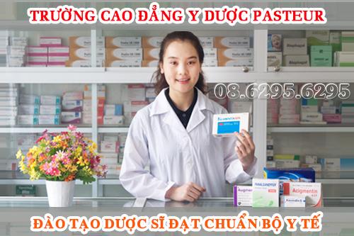 Đào tạo Dược sĩ đạt chuẩn Bộ Y tế