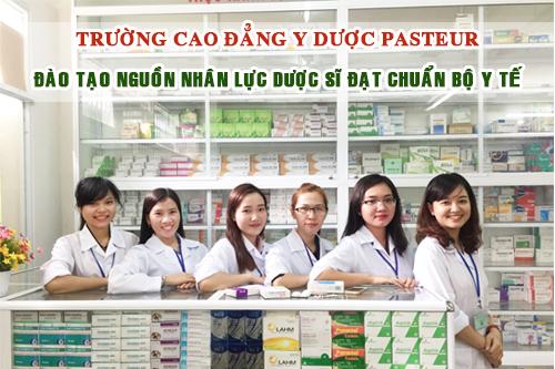 Đào tạo nhân lực dược đạt chuân Bộ Y tế