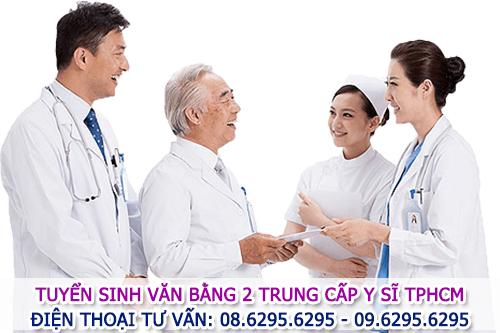 Đào tạo văn bằng 2 y sĩ đa khoa tại TPHCM