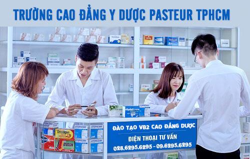 Đào tạo cao đẳng dược văn bằng 2 tại Sài Gòn