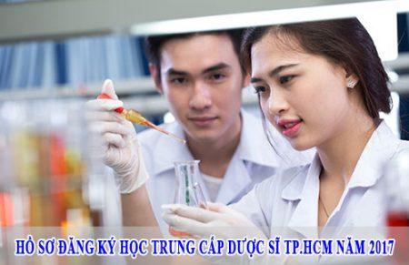 Hồ sơ đăng ký học Trung cấp Dược sĩ TP.HCM năm 2017