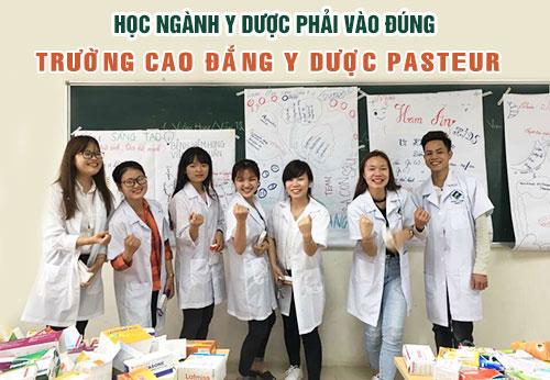 Học ngành Dược phải chọn đúng trường Y Dược