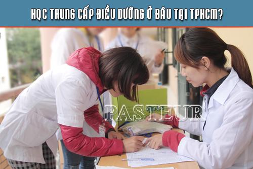 Địa chỉ nào đào tạo điều dưỡng tại TPHCM