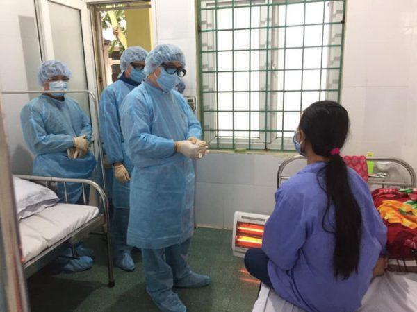 Bệnh nhân được xuất viện khi đã làm đầy đủ các xét nghiệm