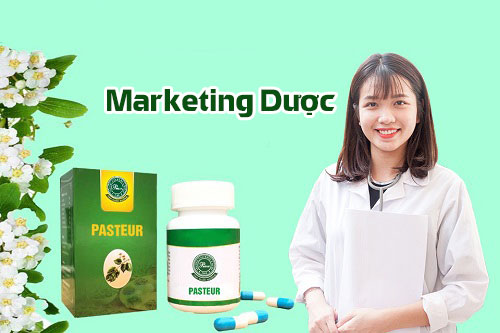 Marketing Dược mang lai cơ hội việc làm hấp dẫn
