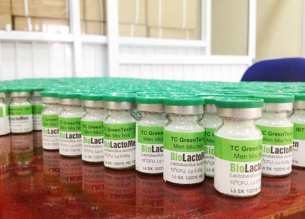 Men tiêu hóa Biolactomen được sử dụng khá phổ biến