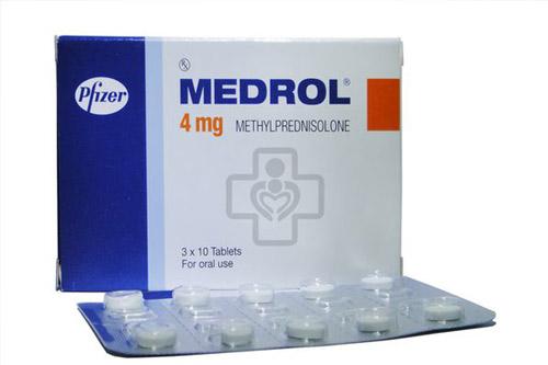 Cách sửa dụng medrol 4mg an toàn hiệu quả