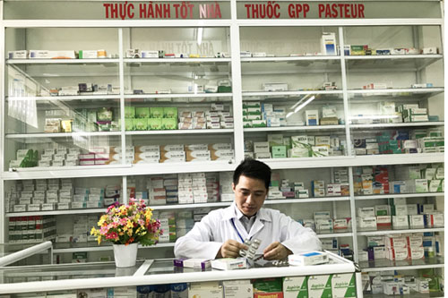 Sắp xếp nhà thuốc theo chuẩn GPP như thế nào?