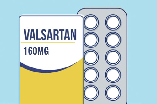 Hoạt chất Valsartan nguồn gốc trung quốc chứa chất ung thư