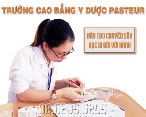 Cao đẳng Y Dược Pasteur địa chỉ đào tạo điều dưỡng chất lượng cao