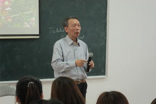 Tiến sĩ - Dược sĩ Phan Quốc Kinh
