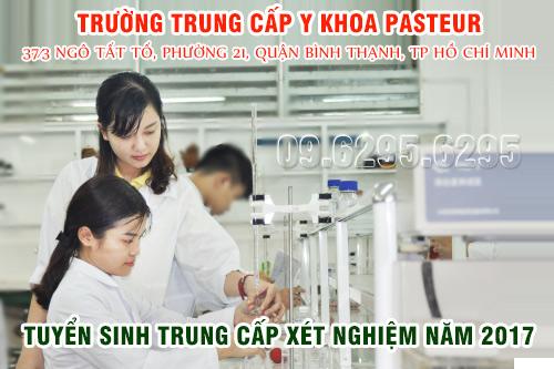 Đào tạo Trung cấp Xét nghiệm tại TPHCM
