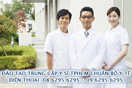 Đào tạo Trung cấp y sĩ đa khoa đạt chuẩn Bộ Y tế